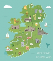 Physical, Political, Environmental & Social Geography of Ireland